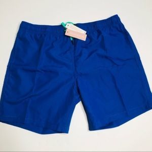 BJORN BORG Blue Swim Trunks